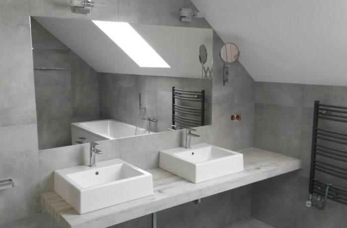Łazienka, prace hydrauliczne